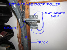 Binding Garage Door Pic1
